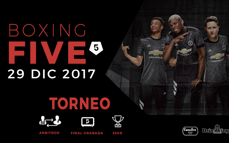TORNEO BOXING FIVE