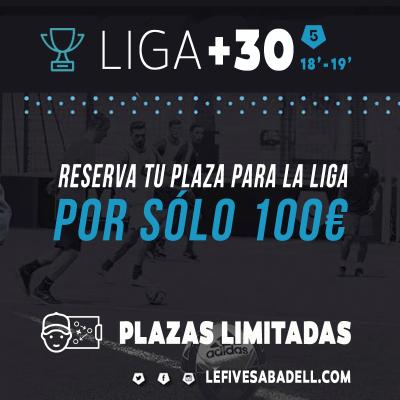 LIGA +30 GENERAL