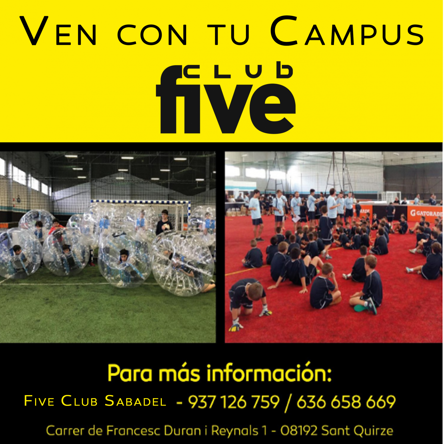 campus Five Club